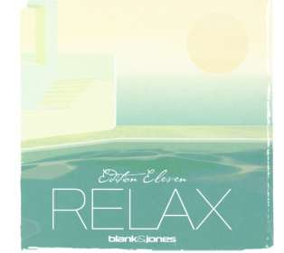 Blank & Jones: Relax Edition 11 (Eleven), 2 CDs