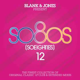 Blank & Jones: Present So80s (So Eighties) 12, CD