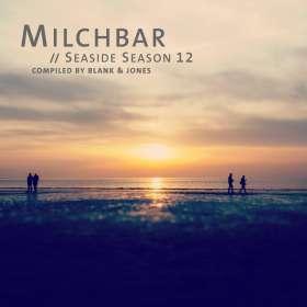 Blank & Jones: Milchbar Seaside Season 12 (Deluxe Hardcover Pack), CD