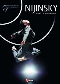 John Neumeier - Nijinsky, 2 DVDs