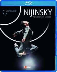 John Neumeier - Nijinsky, Blu-ray Disc