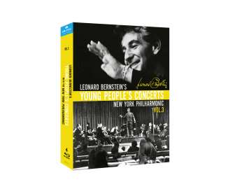 Leonard Bernstein - Young People's Concerts with the New York Philharmonic Vol.3, BR