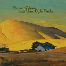 Brian Wilson & Van Dyke Parks: Orange Crate Art, CD