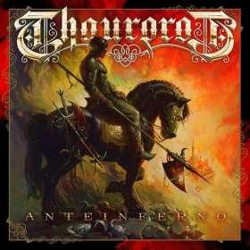 Thaurorod: Anteinferno, CD
