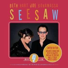 Beth Hart & Joe Bonamassa: Seesaw (Limited Edition), CD