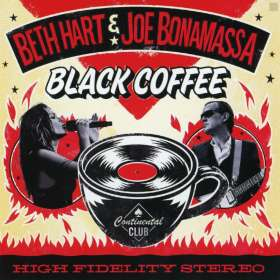 Beth Hart & Joe Bonamassa: Black Coffee, CD