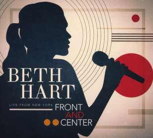 Beth Hart: Front And Center – Live From New York, CD