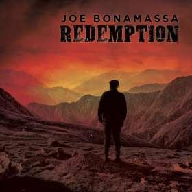 Joe Bonamassa: Redemption (180g) (Limited-Edition) (Red Vinyl), 2 LPs