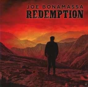 Joe Bonamassa: Redemption, CD