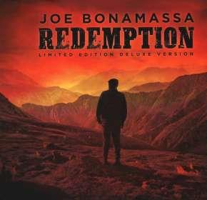 Joe Bonamassa: Redemption (Deluxe-Edition), CD