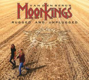 Vandenberg's MoonKings: Rugged And Unplugged, CD