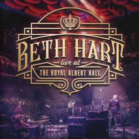 Beth Hart: Live At The Royal Albert Hall, 2 CDs