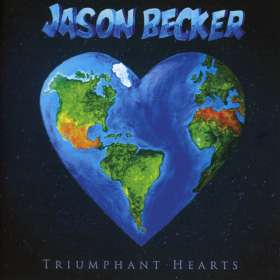 Jason Becker: Triumphant Hearts, CD