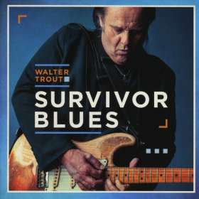 Walter Trout: Survivor Blues, CD
