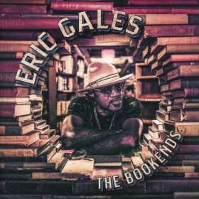 Eric Gales (Bluesrock): The Bookends, CD