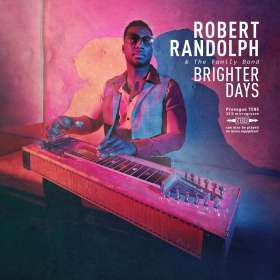 Robert Randolph & The Family Band: Brighter Days, CD