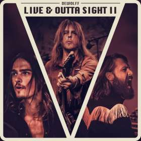 DeWolff: Live & Outta Sight II, CD