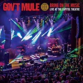 Gov't Mule: Bring On The Music - Live At The Capitol Theatre, 2 CDs