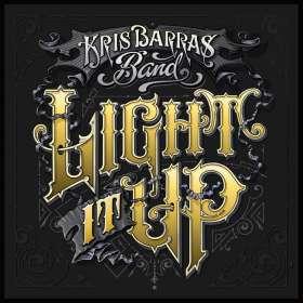 Kris Barras: Light It Up, CD