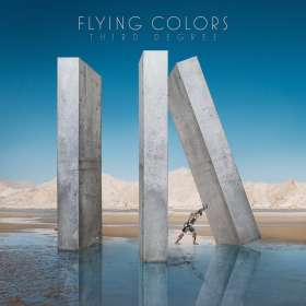Flying Colors: Third Degree, CD