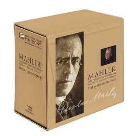 Gustav Mahler (1860-1911): Symphonien Nr.1-9, 17 SACDs