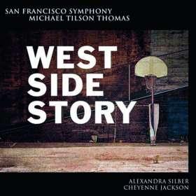 Leonard Bernstein (1918-1990): West Side Story (Ges.-Aufn.), SACD