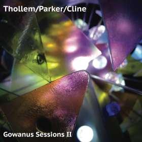 Thollem / Parker/Cline: Gowanus Sessions II, CD