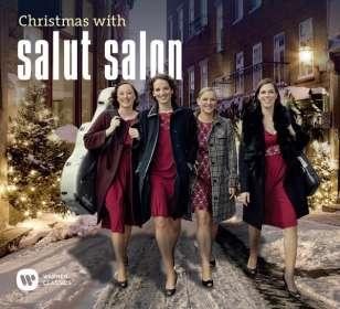 Christmas with Salut Salon, CD