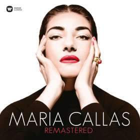 Maria Callas Remastered (180g) (Limited Edition), LP
