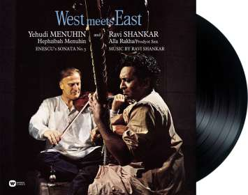 Menuhin meets Shankar (180g), LP