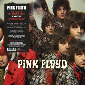 Pink Floyd: The Piper At The Gates Of Dawn (remastered) (180g), LP