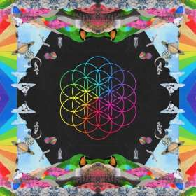 Coldplay: A Head Full Of Dreams, CD