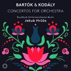 Zoltan Kodaly (1882-1967): Konzert für Orchester, SACD