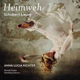 Franz Schubert (1797-1828): Lieder - Heimweh, SACD