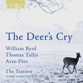The Sixteen - The Deer's Cry, CD