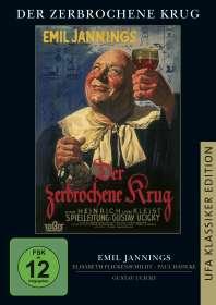 Der zerbrochene Krug (1937), DVD