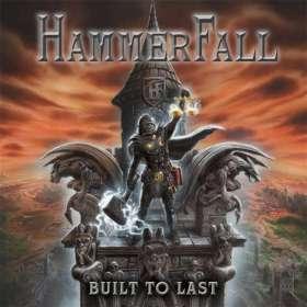 HammerFall: Built To Last (Mediabook), CD