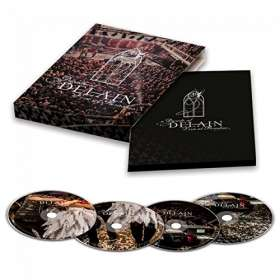 Delain: A Decade Of Delain - Live At Paradiso (2CD + BR + DVD), 2 CDs
