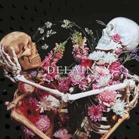 Delain: Hunter's Moon, CD
