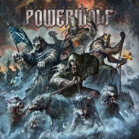Powerwolf: Best Of The Blessed, CD