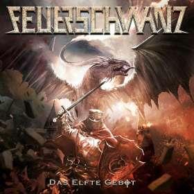 Feuerschwanz: Das elfte Gebot, CD