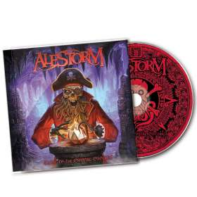 Alestorm: Curse Of The Crystal Coconut, CD