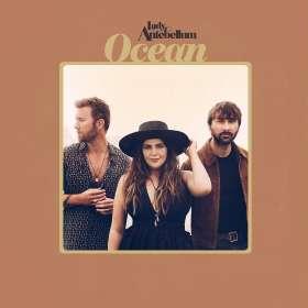 Lady Antebellum: Ocean, CD