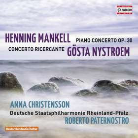 Henning Mankell (1868-1930): Klavierkonzert op.30, CD