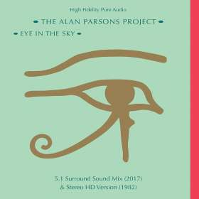 The Alan Parsons Project: Eye In The Sky (Audio Blu-ray), Blu-ray Audio