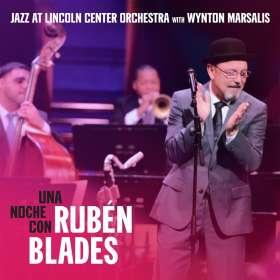 Jazz At The Lincoln Center Orchestra: Una Noche Con Rubén Blades, CD