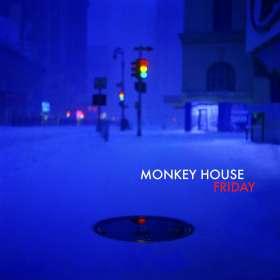 Monkey House: Friday, CD