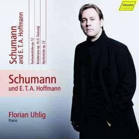 Robert Schumann (1810-1856): Klavierwerke Vol.11 (Hänssler) - Schumann und E.T.A.Hoffmann, CD