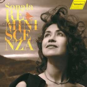 Sonata-Reminiscenza - Russische Klaviermusik an der Wende zum 20. Jahrhundert, CD