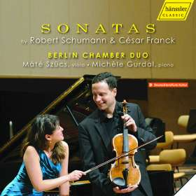 Berlin Chamber Duo - Musik für Viola & Klavier, CD